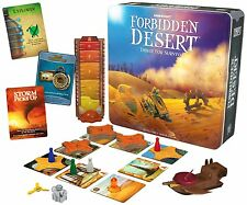 Gamewright Forbidden Desert Thirst For Survival Multiplayer Strategy Board Game