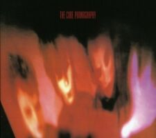 "The Cure ""pornography"" 2 CD Deluxe Edition article neuf"