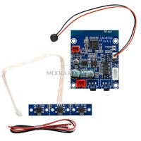 Bluetooth Audio Receiving Module DC3.6-30V 3.5MM Headphone Jack Input Output