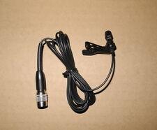 ME5-H4P Clip-on Lavalier Lapel Microphone for Audio Technica
