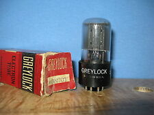 Radio Tubes 6SN7GT 6SN7 Greylock Rare Vintage USA Brand NOS