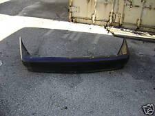 MERCEDES 129 SL REAR BUMPER