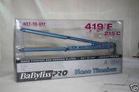 """Babyliss Pro Nano Titanium Wet to Dry Flat Iron 1-1/2"""""""