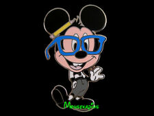 Mickey Mouse wearing Glasses Back from the Optometrist Disney 2010 Pin