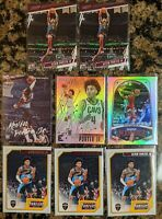 Lot of 8 Kevin Porter Jr 2019-20 Panini Chronicles Rookie Cavs - Luminance etc
