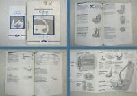 Ford Galaxy Bedienungsanleitung Betriebsanleitung Kurzinfo 1998