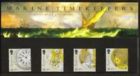 GB 1993 MARINE TIMEKEEPERS PRESENTATION PACK NO 235