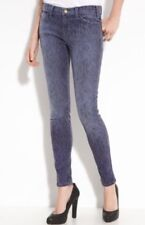 NEW CURRENT ELLIOTT THE ANKLE SKINNY STRETCH JEANS 25 BLUE RIBBON $238 *STEAL!!!
