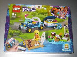 LEGO FRIENDS SET 41364 STEPHANIE'S BUGGY AND TRAILER -  BRAND NEW