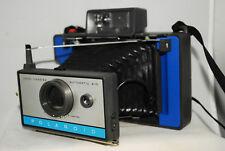 Polaroid Automatic 210, mint camera,blue fp100c,converted aaa,lomography(b1)
