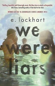 We Were Liars New Paperback Book