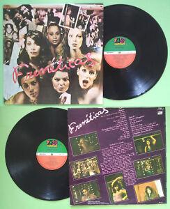 LP 33 giri FRENETICAS Frenéticas Atlantic LP-S-39-40 Disco 1977 Portugal no cd