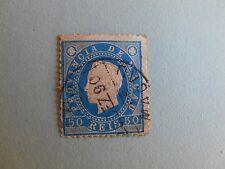 Macao - 1888 - N° 37 B 13-1/2- China Post
