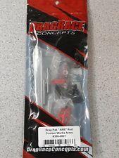 DragRace Concepts DRC1 Drag Pak ARB Anti Roll Bar Red Custom Works Arm 386-0001