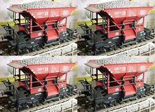 Roco 56247 4xtalbot Self-Unloading Wagon Optional Wheelsets for Märklin NIP