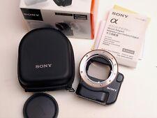 SONY Alpha LA-EA4 Adapter Attach A-mount Lenses to E-mount Camera