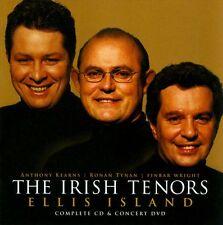 Irish Tenors - Ellis Island CD New Ronan Tynam