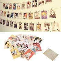 32pcs Lot Vintage Postcards Advertising Bulk Retro Cards Collection Posters  UK