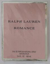 Ralph Lauren Romance 3.4oz 100ml Women's Eau de Parfum NEW IN BOX