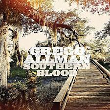 Gregg Allman Southern Blood CD - Pre Release 8th September 2017