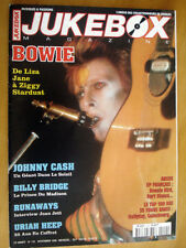 REVUE COLLECTION ** DAVID BOWIE ** JUKEBOX - ANNEE 1996 - N°110