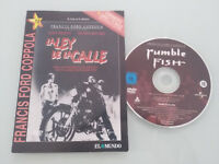 La Sterling de La Strada DVD Slim Su Cartone Spagnolo Englsh Matt Dillon Coppola