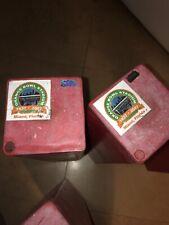 4 Original Orange Bowl Stadium University Of Miami Canes Pylon Collectible Posts