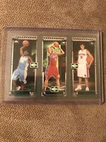 2003-04 Topps Matrix Carmelo Anthony RC -Chris Kaman - Darko Milicic Rookie