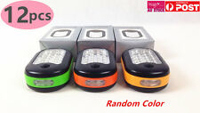 12x 27 LED Lamp with Magnet and Hook Magnetic Flashlight Outdoor Light YW