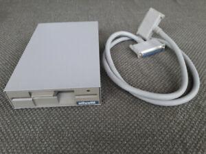 """Lecteur disquette 5.25"""" externe Olivetti / External 5.25"""" Floppy Disk Drive"""