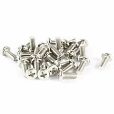 30 Pcs VESA TV LCD Monitor Mounting Philips Head Screws M4 x 10mm BT