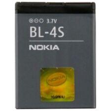 Nokia Batteria originale BL-4S per 2680 3600 SLIDE 3710 FOLD 7020 7600 X3-02