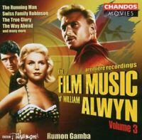William Alwyn - The Film Music of William Alwyn, Vol. 3 [CD]
