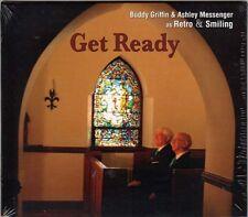 Get Ready ~ Buddy Griiffin & Ashley Messenger ~ Bluegrass ~ CD ~ New