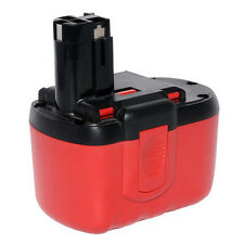 3 X For Bosch 24Volt Hammer Drill GSB,GSR ,PSB 24VE-2,GBH24VF,BAT240 Battery