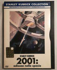 2001 ODISSEA NELLO SPAZIO - DVD -  STANLEY KUBRICK - 1968 -  SNAPPER BOX