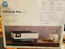 HP OfficeJet Pro 8025 Home Office All-in-One Wireless Printer NO PAPER TRAY
