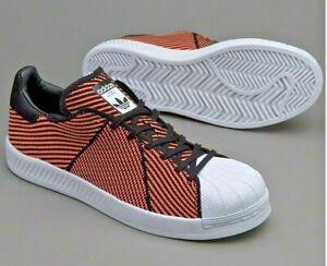 Women's/ Girl's Adidas Originals Superstar Bounce Primeknit Trainers, S82260