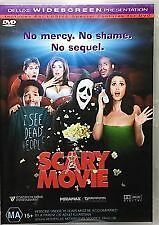 SCARY MOVIE - BRAND NEW & SEALED DVD (KEENAN IVORY WAYANS, SHAWN WAYANS)