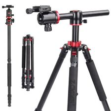 ZOMEI M8 Concept Heavy Duty Tripod Monopod Ball Head Travel For DSLR Camera DV