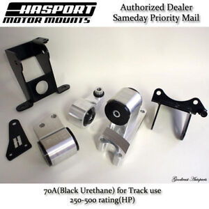 Hasport Mounts 06-11 Honda Civic Si Coupe/ Si Sedan Engine Mount Kit FDSTK-70A