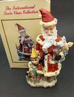 The International Santa Claus Collection Figurine  Finland Santa Joulupukki