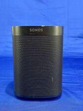 Sonos One SL Wireless Speaker Black (32423-1)