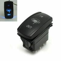 Winch Rocker Switch  for UTV Polaris Ranger 900 800 RZR 900 1000 Blue New