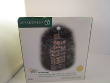 Ornament Dept 56 Village Christmas in City Times Tower Square 2000