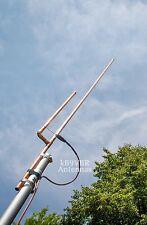 Authentic KB9VBR J-Pole Base Antenna 2 meter dual band amateur ham radio scanner