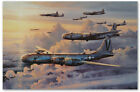 Valor in the Pacific - art print by Robert Taylor - B-29