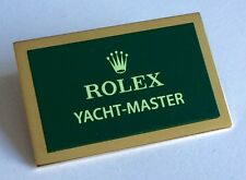 Rolex Yachtmaster Display PLACCA YACHT MASTER 168623 1662 2 168622 1166 22 16628
