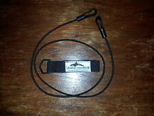 4mm KAYAK / CANOE PADDLE LEASH (25mm wide strap)