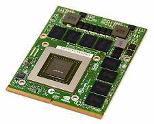 New HP NVIDIA Quadro K3100M 4GB GDDR5 256-bit MXM Graphic Card 708541-001